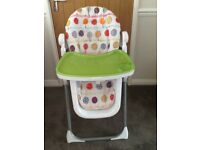 Mammas & Pappas high chair