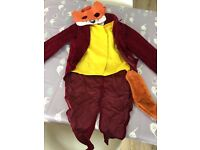 Fantastic Mr Fox Dress Up