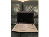 Acer 5315 laptop * Faulty* Lots of Useful/Reusable Parts