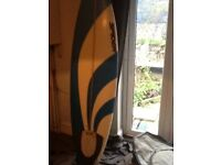 For sale Spider surfboard 6'6