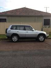 1997 Toyota RAV4 Wagon Merewether Newcastle Area Preview