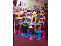 My little pony play set