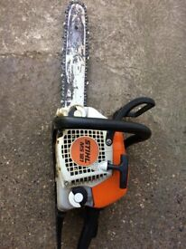 stihl chainsaw ms 181 for sale