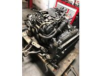 XF / XJ / S-TYPE 2.7 DIESEL 2004-2010 ENGINE ASSEMBLY