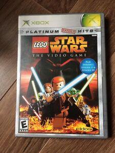 Trilogie Lego Star Wars Xbox