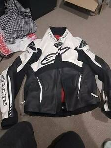 Alpinestars Atem Jacket with extra back & chest protectors Coopers Plains Brisbane South West Preview