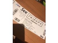 FRIENDSfest Tickets x2 - Saturday 15th July (SOLD OUT EVENT)