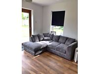 BEST SOFA ON BEST PRICES NEW BYRON JUMBO CORDED CORNER SOFA OR 3+2 SOFA SET AVAILABLE NOW