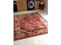 Large New Zealand wool rug