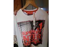 """Superdry 3XL (46"""") T-shirt"""