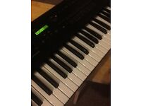 Roland D10 synthesizer keyboard, retro 80's, swap for Telecaster guitar
