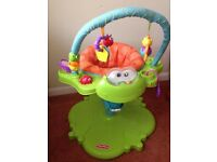 Fisher price frog bouncer Jumparoo