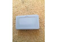 Gameboy Advance - Game safety case - Gray