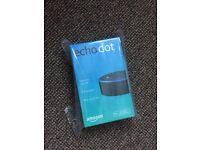 Amazon Echo Dot (2nd gen) Brand new & Sealed. RRP £50