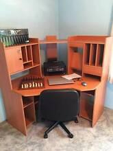 Computer Desk For Sale Lugarno Hurstville Area Preview