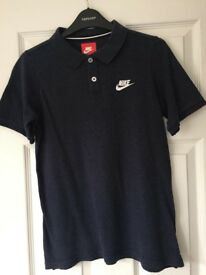 Boys Nike Polo T Shirt