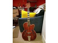 1950s acoustic archtop guitar