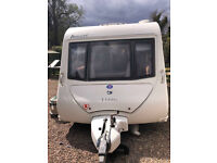 2008 ELDDIS AVANTE 462 CLUB, 2 BERTH , WITH PORCH AWNING