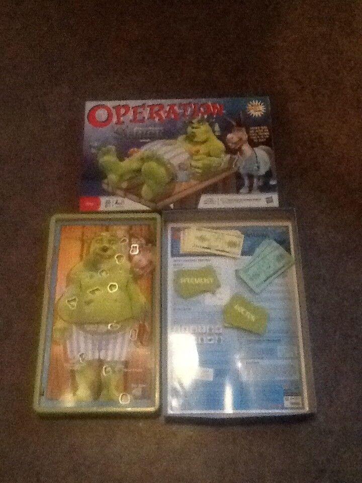 Shrek game