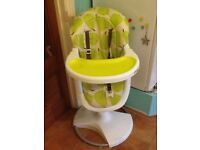 Cosatto 3sixti High Chair, pet and smoke free home, excellent condition