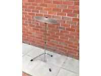 Greisch Blackhawk 14inch snare and stand,with assorted drum kit parts