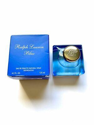 Ralph Lauren Blue 4.2 FL OZ for Women Eau de Toilette Spray