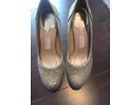 Rainbow Club Wedding Shoes- Seralio size 5