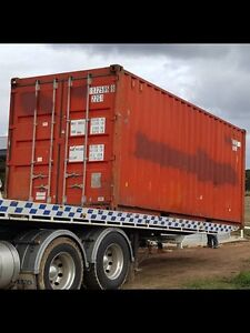 Shipping containers 20' b/grade supplied & delivered North Wollongong Wollongong Area Preview