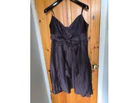 Monsoon Purple dress in size 18