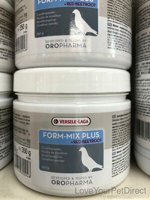 Versele Laga Pigeon Form Mix Plus Oropharma Pigeons Condition Powder BMFD