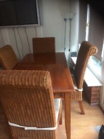 Antique Wooden dining table