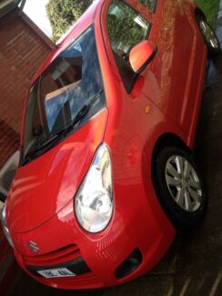 2010 Suzuki Alto Hatchback Corio Geelong City Preview
