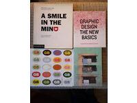 4 x Graphic Design Books