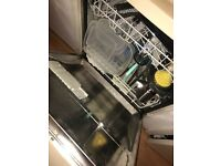 Hotpoint Dishwasher brand new never used