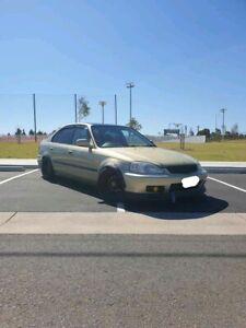 1999 Honda Civic GLi