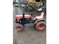 Kubota Tractor B7 100 HST