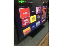 """32""""LED TV slim and light - brand new condition"""