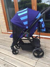 iSAFE stroller/ buggy