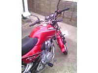 125cc Lifan Mirage