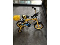 12 inch wheel bike
