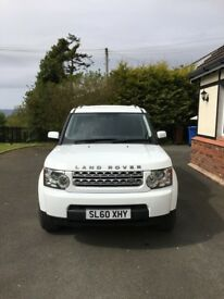 Very reasonably priced 7 seater Discovery. Fully services used for school runs no towing.