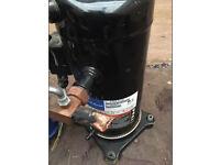 Copeland Scroll COMMERCIAL compressor Cold room FRIDGE Compressor ZF15K4E