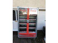 Cold drink refrigerator