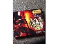 Star Wars pin badge collection
