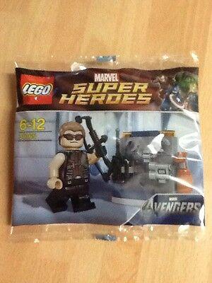 Lego Promotional Toy Marvel Avengers 30165