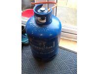 15kg gas bottle with regulator