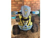 6V Baby/child Quad Bike