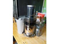 Sage BJE410UK Nutri Juicer