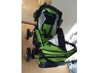 pran-pushchair two for sale werry cheap use any for one month new condition £40