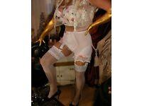 Brief corset pantie 42/44 UK size 14/16 Reserved !!!!